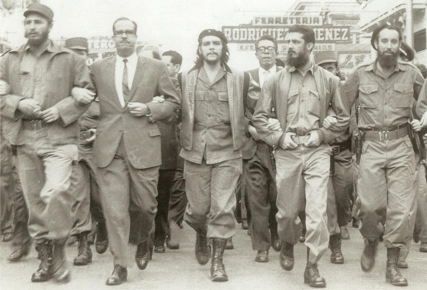 Кастро и Че