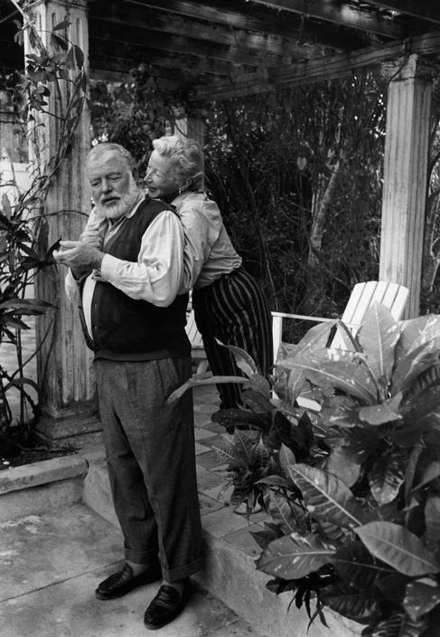 Хемингуей и Мери Уелш