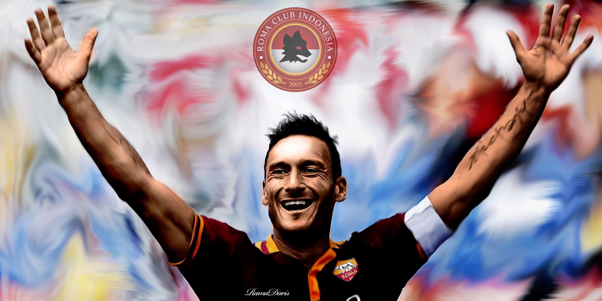 Франческо Тоти е лицето на Рома и Рим и той завинаги ще бъде част от славната футболна история на Вечния град, но и на цяла Европа.